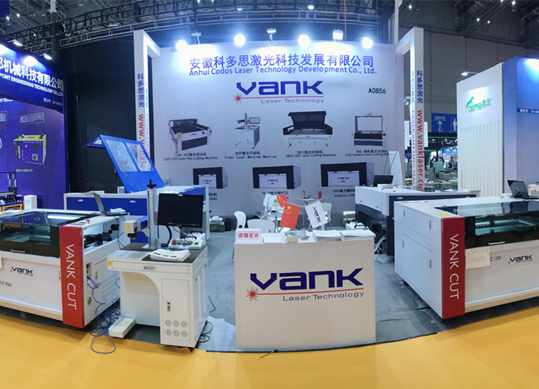 Vanklaser 2019 AD&Sign EXPO